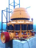 150-300tph (WLC1300)の使用された円錐形の粉砕機