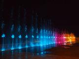 콩고에 있는 반 마라톤을%s LED 빛을%s 가진 정연한 음악 샘