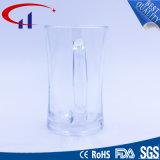 copo de vidro da cerveja da alta qualidade 400ml com mão (CHM8348)
