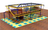 Kind-Innenseil-Kurs-Park für Innenspielplatz-Vergnügungspark-Gerät