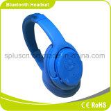 Наушники способа беспроволочные стерео с наушниками Bluetooth mp3 плэйер карточки SD