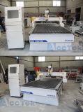 Ranurador de madera del CNC del control de alta velocidad Akm1325