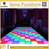 Lumière Dance Floor d'étoile de laser de DEL pour la disco de danse