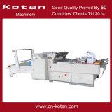 Máquina que parchea de la ventana automática del rectángulo de papel