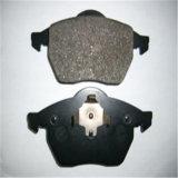 Garniture de frein avant automatique du constructeur D1575 de la Chine pour le constructeur 4h0 698 151 F d'Audi