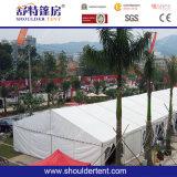 Tienda impermeable caliente del acontecimiento para 1000 personas con la tela blanca