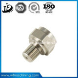 Pezzi meccanici di giro taglienti d'ottone/acciaio del tornio di CNC SAE1040/Aluminum 6061/7071