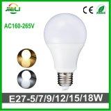 Buen bulbo redondo al por mayor de la calidad SMD2835 7W LED