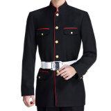 Uniforme de la garantie des hommes d'OEM/chemise de garantie/modèle uniforme garde de sécurité