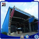 Vorgestrichener Stahlkonstruktion-Rahmen für Werkstatt (Q235, Q345)
