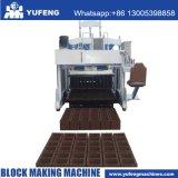 具体的な空か固体またはかみ合わせた煉瓦作成機械