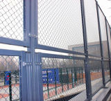 Basketball Court를 위한 PE Coated Chain Link Fence