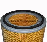 El compresor de aire parte el filtro de aire para los compresores 2605541250 de Fusheng