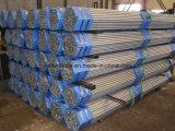 REG Pre galvanizado Tubo de acero redondo y tubo