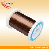 Manganin de cuivre 6j13 de fil de chauffage de nickel
