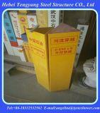 가스관 유리 섬유에 의하여 강화되는 플라스틱 FRP 마커 포스트