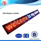 P10 el solo panel de visualización móvil al aire libre de LED de la muestra del rojo LED