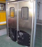 스테인리스 반대로 먼지 투성이 안전 문 통로 통로 그네 출구 (HF-J222)