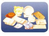 Machine remplaçable de boîte à nourriture de mousse en plastique (JG-ZXC)