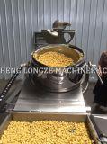 Annuncio pubblicitario industriale della macchina del popcorn della caramella del rifornimento della fabbrica