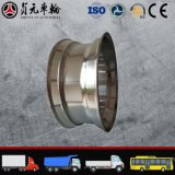 O barramento do caminhão forjou as bordas de alumínio da roda do caminhão da liga do magnésio (9.00*22.5)
