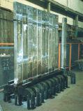 Junções elétricas de aço de alumínio da transição para a fundição de alumínio com soldadura explosiva