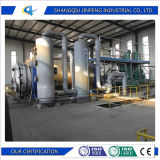 Stapel Type 10 Tons Capacity Waste Rubber Recycling zu Oil Energy Machine
