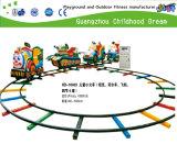 Парк развлечений Мини Электропоезд Парк Трек Поезд (HD-10403)