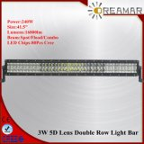 120W. 180W, 240W, 300W 5D CREE Double Row LED Light Bar