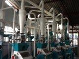 エチオピアのためのムギFlour Milling Machine 10-30t