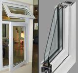 Nuova finestra di vetro commerciale di standard di disegno