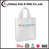 Personalizado impreso promocional no tejido reutilizable bolsos / bolsas de mano
