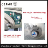 Équipement d'usine Tz-5049 45 Degree Leg Sled Gym Fitness Equipment
