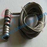 Горячий подогреватель катушки бегунка для пластичных машин инжекционного метода литья