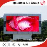 écran de publicité polychrome extérieur d'Afficheur LED de pH6 P6 SMD