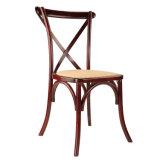 [درك بروون] [رتّن] مقادة [كروسّبك] كرسي تثبيت