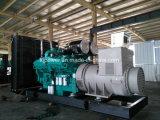 50Hz 1125kVA de Diesel die Reeks van de Generator door de Motor van Cummins wordt aangedreven