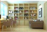 Bibliothèque/étagère faites sur commande de meubles de chambre à coucher