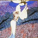 Peinture à l'huile abstraite 0119
