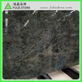 Marmo blu di marmo verde Halcyon di Pileata delle bramme di marmo lussuose