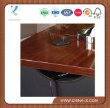 Executivbogen-vorderer Schreibtisch-Büro-Möbel