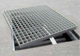 Reja de acero para la rejilla de la cubierta del dren y del suelo del garage