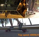 Planche à roulettes électrique de Koowheel avec le chargeur UL60950 et UL60335