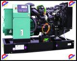 супер молчком тепловозный комплект генератора 24kw/30kVA приведенный в действие Perkins Двигателем