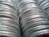 El material de construcción galvanizó el alambre obligatorio galvanizado calibrador del hierro Wire/22 para la construcción