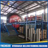 Machine horizontale de tressage de fil de 128 transporteurs pour le boyau en métal