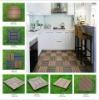 Telha plástica de DIY Fooring, Decking ao ar livre (decking de WPC)
