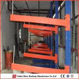 중국 난징 단 하나 편들어진 일 플랜트 공장 공가 벽돌쌓기 외팔보 선반