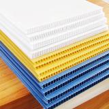 Bunter Hollow pp. Sheet Gewölbt-Vorstand Coloplastic in Alands Plastic