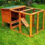 Chambre en bois de lapin (QZR1006)
